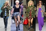 Celebrities Love…Camouflage Jackets