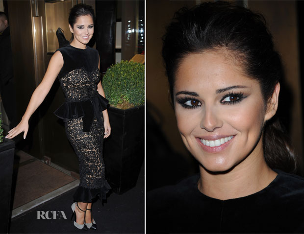 Cheryl Cole - Fashion's Night Out At Giuseppe Zanotti