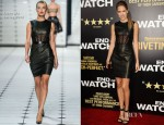 Cody Horn In Jason Wu - 'End of Watch' LA Premiere