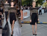 Diane Kruger In Valentino Couture - 'Inescapable' Toronto Film Festival