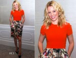 Elizabeth Banks In Preen - 'Pitch Perfect' LA Press Conference