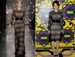 Ellie Kemper In Naeem Khan - HBO's 2012 Emmy Awards Post Awards Reception