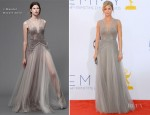 Emily VanCamp In J. Mendel - 2012 Emmy Awards