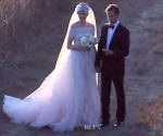 Anne Hathaway Marries In Valentino