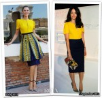 Who Wore Fendi Better...Bianca Balti or Abigail Spencer?