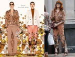 Florence Welch In Gucci - Out In London