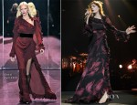 Florence Welch In Gucci - Florence And The Machine Florida Concert