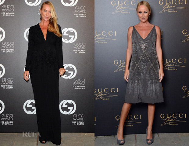 Frida Giannini in Gucci