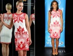 Gabrielle Union In Naeem Khan - A Night on the RunWade For Wades World Foundation