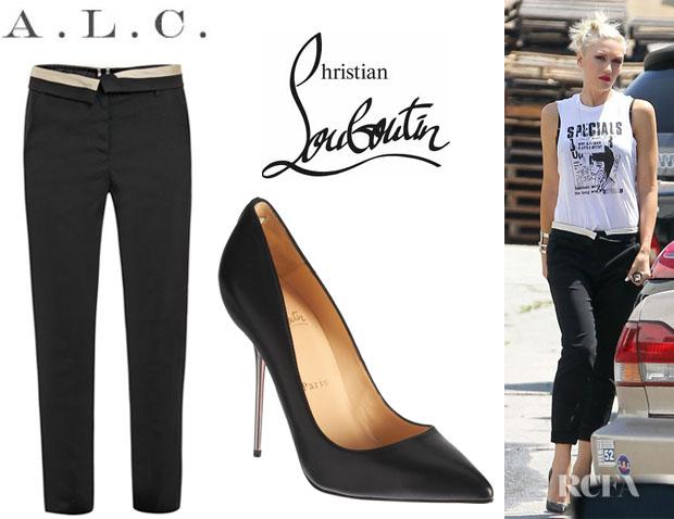 Gwen Stefani's A.L.C