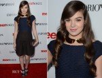 Hailee Steinfeld In Louis Vuitton - Teen Vogue's 10th Anniversary Annual Young Hollywood Party