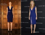Heather Graham In Reem Acra - 2012 Zurich Film Festival Jury Dinner