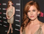 Isla Fisher In Stella McCartney - 'Bachelorette' New York Premiere