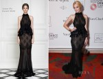 Jaime King In Jason Wu - Van Cleef & Arpels Dinner for LA Dance Project