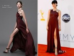 Jena Malone In J. Mendel - 2012 Emmy Awards