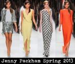 Jenny Packham Spring 2013