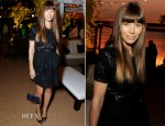 Jessica Biel In Dolce & Gabbana - 'Trouble with the Curve' LA Premiere After-Party