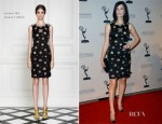 Jessica Pare In Jason Wu - The Academy of Television Arts & Sciences Writer Nominees' 64th Primetime Emmy Awards Reception