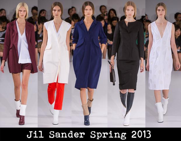 jil sander spring 2013 red carpet fashion awards. Black Bedroom Furniture Sets. Home Design Ideas