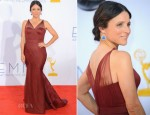 Julia Louis-Dreyfus In Vera Wang - 2012 Emmy Awards