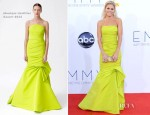 Julie Bowen In Monique Lhuillier - 2012 Emmy Awards