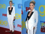 Kate Hudson In Alexander McQueen - 'Glee' Season 4 LA Premiere Screening