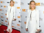 Kate Hudson In Alexander McQueen - 'The Reluctant Fundamentalist' Toronto Film Festival Premiere