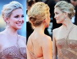 Kate Hudson's 'Venetian Goddess' Venice Film Festival Hair