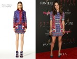 Katharine McPhee In Peter Pilotto - 9th Annual Style Awards