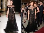 Keira Knightley In Elie Saab Couture - 'Anna Karenina' Toronto Film Festival Premiere