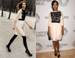 Kerry Washington In Christian Dior - 2012 PaleyFest: Fall TV Preview