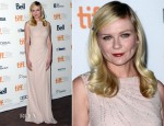 Kirsten Dunst In Christian Dior - 'On The Road' Toronto Film Festival Premiere