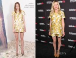 Kirsten Dunst In Stella McCartney - 'Bachelorette' New York Premiere