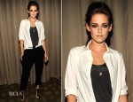 Kristen Stewart In Balenciaga & A.L.C. - 'On The Road' New York Screening