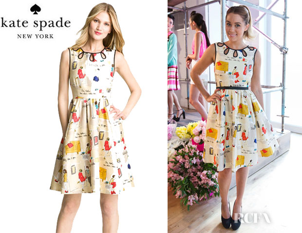 Lauren Conrad's Kate Spade New York Rainey Dress