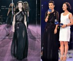 Li Bingbing In Gucci - 2012 Bazaar Charity Night