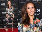 Louise Roe In Bar III - BAFTA Los Angeles TV Tea 2012