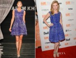 Madisen Beaty In Naeem Khan - 'The Master' Toronto Film Festival Premiere