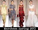 Marchesa Spring 2013