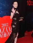 Carina Lau in Alexander McQueen