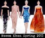 Naeem Khan Spring 2013