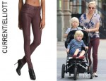 Naomi Watts' Current/Elliott Jean Leggings