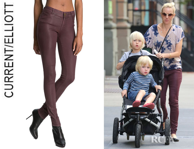 Naomi Watts' CurrentElliott Jean Leggings