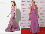 Naomi Watts In Elie Saab - 'The Impossible' Toronto Film Festival Premiere
