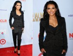 Naya Rivera In Dolce & Gabbana - 2012 ALMA Awards