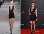 Nicole Richie In Anthony Vaccarello - 9th Annual Style Awards