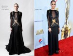 Nicole Richie In Mathieu Mirano - 2012 ALMA Awards