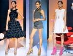 Nieves Alvarez In Spring 2013 Looks On 'Solo Moda' Part 2