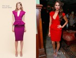 Nina Dobrev In Elie Saab - 'Argo' Premiere After Party