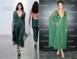 Olivia Wilde In Calvin Klein - 'Encounter' Calvin Klein Fragrance Launch